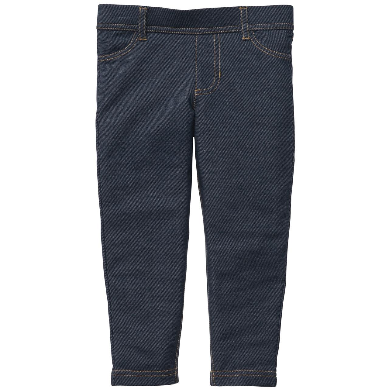 Модные джеггинсы (Размер 4Т) Carters (США)