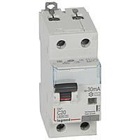 ⚡ Legrand DX³ Дифференциальный автомат 1П+Н C 20A 30mA-AC