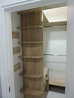 Гардеробная комната маленькая, фото 1