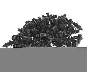 Автомобильная пластиковая клипса (кожуг радиатора TOYOTA) ( уп. 100шт.) (RD47 JTC), фото 2