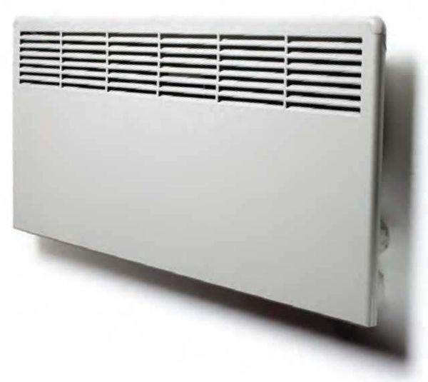 Электроконвектор Ensto Beta 1000 W 11 м.кв с механическим термостатом
