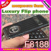 Телефон ракушка  на 2 сим карты, фото 1