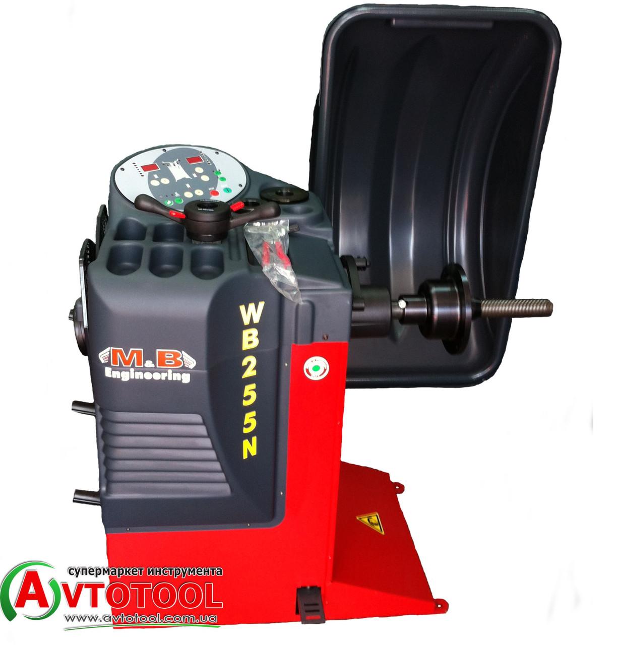"Балансировочный автоматический стенд 230V, ?8-30"" M&B Engineering WB255"
