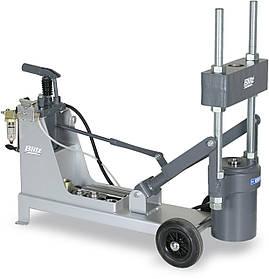 Пресс мобильный для выпресовки шкворней 65т. BLITZ Nogra Press 65-215
