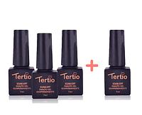 Набор гель лаков Tertio 3+1