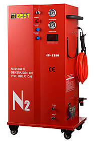 Установка для накачки шин азотом (генератор азота) BEST HP-1350
