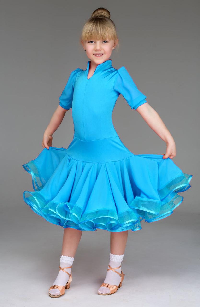 04bb07bfe2e Рейтинговое платье для бальных танцев (бейсик) 837 р. 30 - р. 36 ...