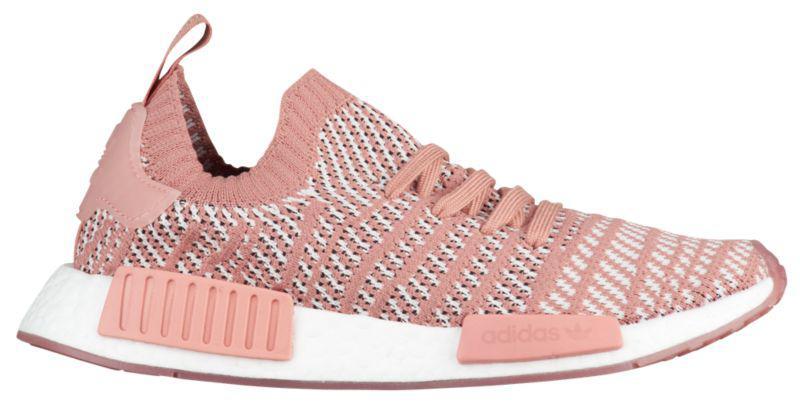 1f92bb5e Кроссовки/Кеды (Оригинал) adidas Originals NMD R1 STLT Primeknit Ash  Pink/Orchid