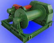 Лебёдка тяговая  ТЭЛ-10  (10 000 кг.)