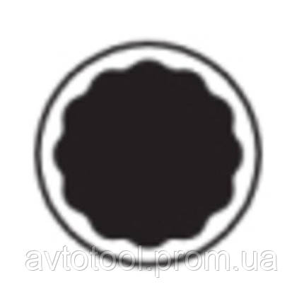"""3/4"""" Головка 12-гр. 2-7/16"""", L=80 мм (5692.7.16 Force), фото 2"""