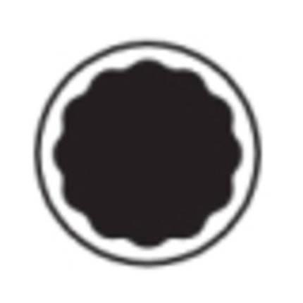 """3/8"""" Набор головок 12-гр. SAE 11 пр. (3113S Force), фото 2"""