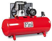Компрессор поршневой FINI BK120/500-10, 500л, 10бар, 1120 л/мин., 7.5кВт (BTTN901FNM871 FINI)