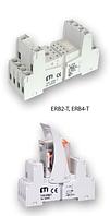 Цоколь ERB4-T тип Т 6A (для ERM4) на DIN-рейку