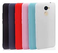 Силиконовый чехол для Huawei Honor V9 Play / 6c Pro, фото 1