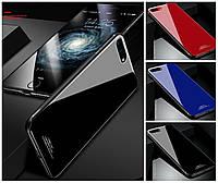 Силиконовый чехол + каленое стекло для iPhone X 10, фото 1