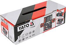 Набір інструментів в сумці 44 шт., YT-39280 YATO, фото 3