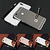 Чехол бампер для Huawei Enjoy 7 зеркальный