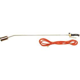 Газовий пальник L= 1315 мм з шлангом l= 5 м (73342 Vorel)