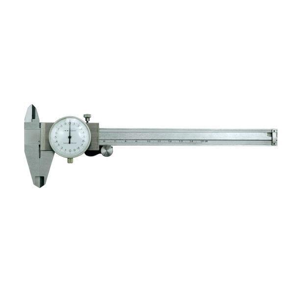 Штангенциркуль аналоговий 150мм/0,02мм (15220 Vorel)