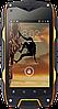 "Противоударный смартфон Jeep Z6 IP68, Gorilla Glass, IPS-дисплей 4"", GPS, 3G, 2500 мАч, камера 5 Мп,"