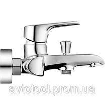 """Змішувач для води тип """"Alicante"""" настінний (ванна) FALA, хромований (75772 Vorel), фото 2"""