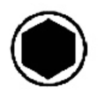"""1"""" Головка 6-гр. 58 мм, L=84 мм (58558 Force), фото 2"""