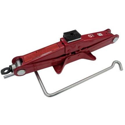 Домкрат винтовой ромбовидный усиленный 1.5т 95-390 мм, T10152 TORIN, фото 2
