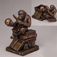 Бронзовая статуэтка Обезьяна Дарвина (17 см)