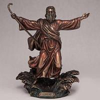 Бронзовая статуэтка Моисей (22 см)