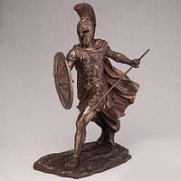 Бронзовая статуэтка Ахиллес (28 см)