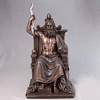Бронзовая Статуэтка Зевс (31 см)