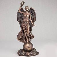 Бронзовая Статуэтка Ангел-хранитель (29 см)