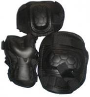 Защита роликовая (наколенники + налокотники + защита кисти)