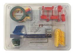 Комплект позиционеров для рентгенпленки