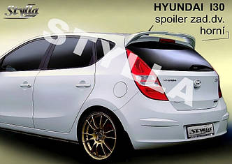 Спойлер Hyundai i30 HB