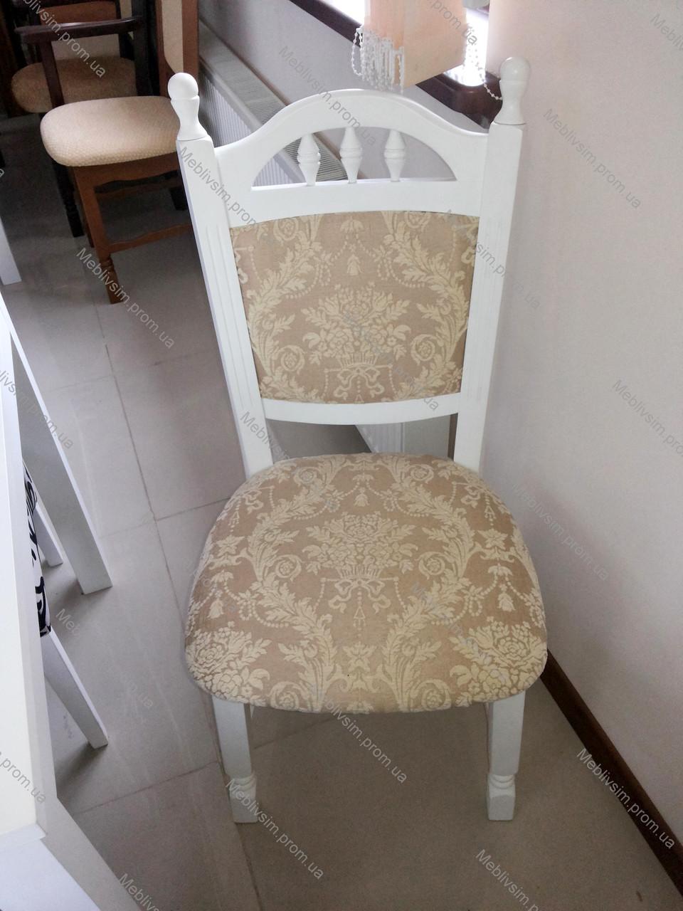 Стул обеденный Бреда низкая GOOD WOOD Рускополянский Мебельный Комбинат Явир