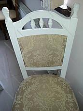 Стул обеденный Бреда низкая GOOD WOOD Рускополянский Мебельный Комбинат Явир, фото 3