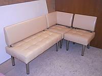 Кухонный уголок Рубик (комплект).Мягкая мебель.