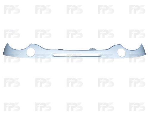 Полоска под фарой Daewoo Matiz 03-, с отверстиями воздухозаборника (FP