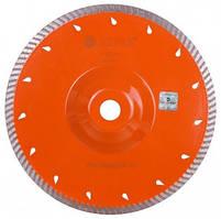 Алмазный диск по граниту Turbo 230x2,3x9x22,23F Laser CTH 230x22,23F GM
