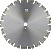 Круг алмазный отрезной по бетону ADTnS 1A1RSSC1-W 354x3,22,2x25,4-11,5-21 CLG 35425,4 RS-Z