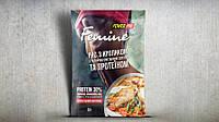 PowerPro Каша Femine рис с кроликом в чесночно-сметанном соусе и протеином 30%, (50г)