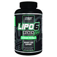 Жиросжигатель Nutrex Lipo-6 Black Hers 120 liqui-caps