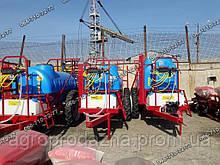 Опрыскиватели прицепные ОП-2000 ОП-2500, штанговые ( маятниковая штанга) 18 метров
