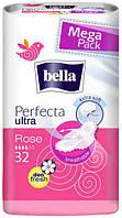 "Гигиенические прокладки ""Bella Perfecta Ultra Rose Deo Fresh"" 4 кап. 32 шт."