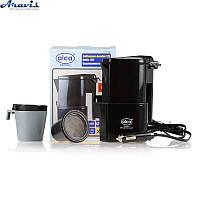 Чайник кофеварка ALCA 542120 12V 400мл стойка+2 чашки