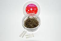 Шпильки для волос DenIC золотые - 4.5 см. - 300  шт.