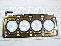 Прокладка головки блока цилиндров на Рено Кангу 2 1.5 dCI K9K Renault 110444213R (оригинал)