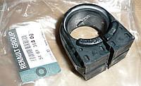 Втулка заднего стабилизатора на Рено Мастер 3 2.3 dCI M9T задний привод Renault 546135009R (оригинал)