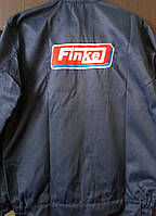 "Комбинезон с логотипом ""Finke"""